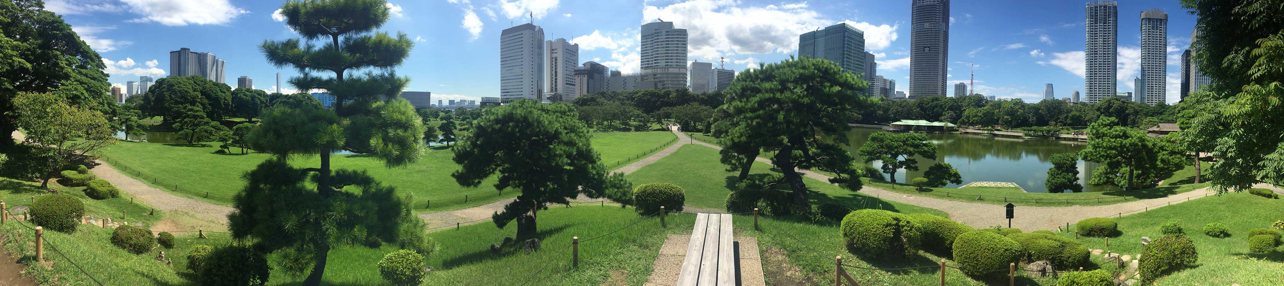 Park-Panorama