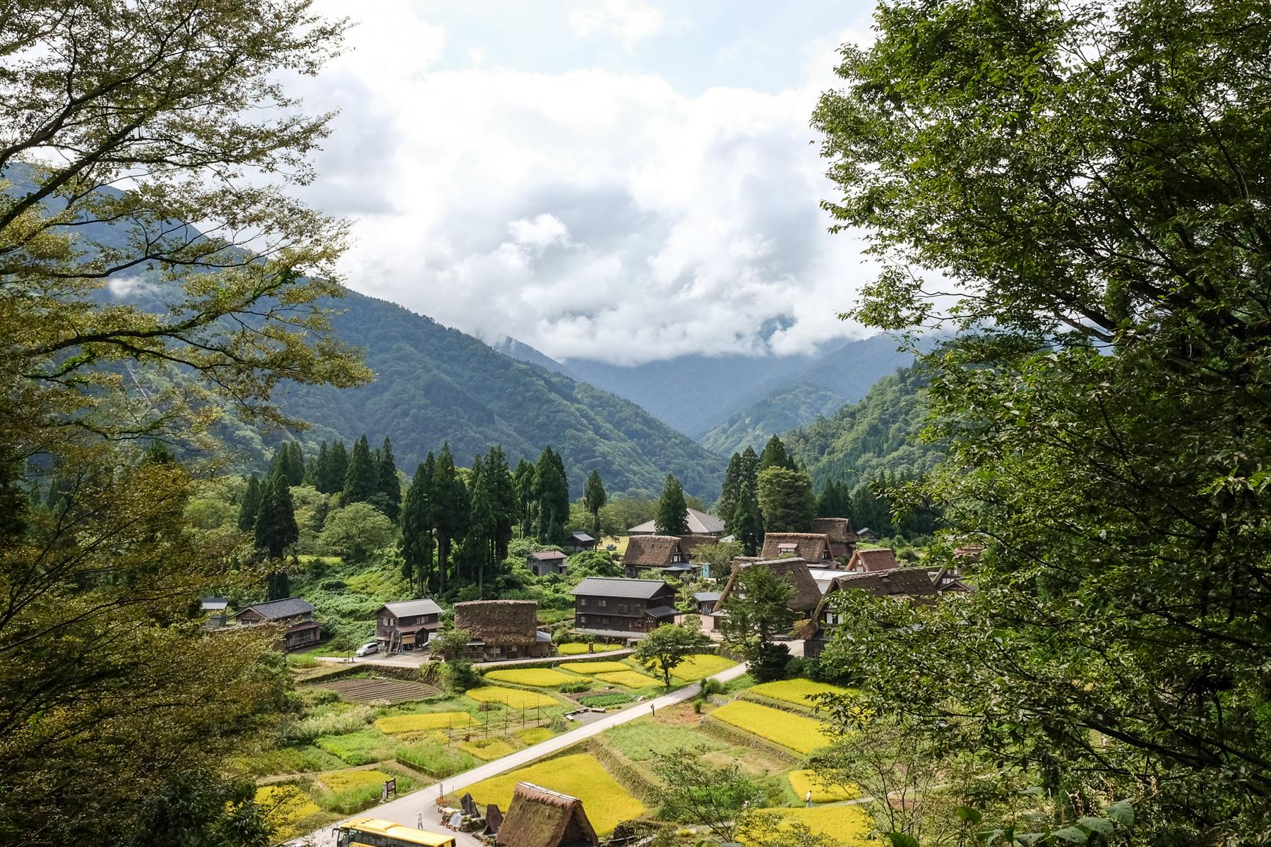 Ainokura japanische tradition erleben are we there yet for Traditionelles haus japan