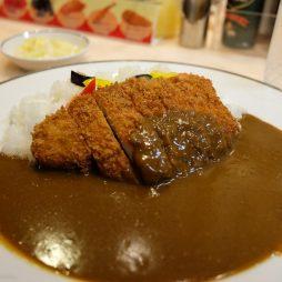 Zum Abschied gabs noch japanisches Curry.